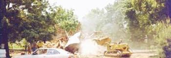 Neese House Demolished