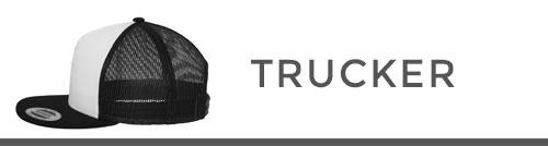 Mützen besticken lassen - Trucker Caps