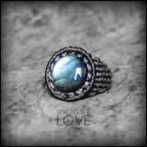 bague labradorite macrame ring kaprisc jewelry 2014 (6)