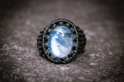 bague pierre de lune macrame moon stone ring kaprisc (2)