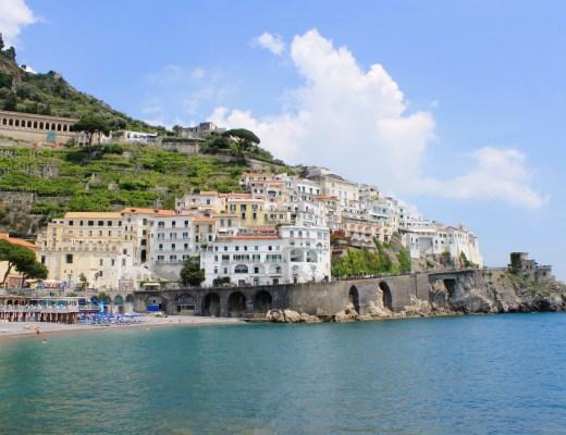 Cruising the Amalfi Coast - Kaptain Kenny Travel