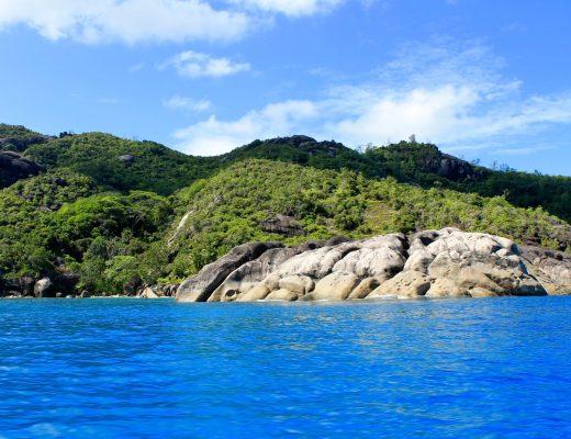 Diving at Baie Ternay Marine National Park: Mahe Island, the Seychelles - Kaptain Kenny Travel
