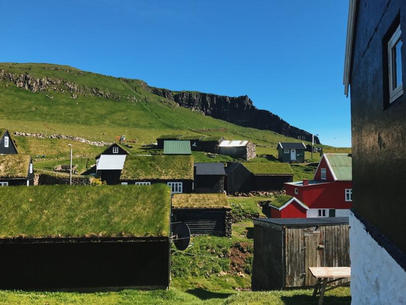 Mykines - home hospitality in the Faroe Islands