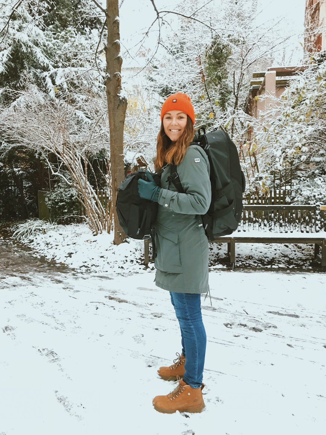 The Best Winter Travelling Gear - Kaptain Kenny Travel