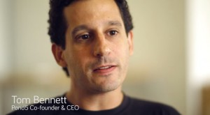 Tom Bennett, Ceo and co-founder, Pond5