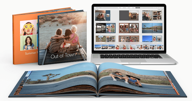 Apple photo books will become exposed to all developers ©Apple