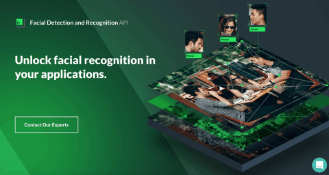 Imagga, one of the vendors of face recognition solutions