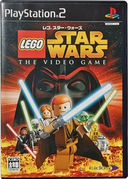 ゲーム ps2 レゴ