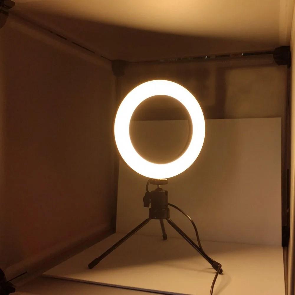 小物 撮影 ライト 電球色
