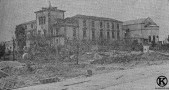 Palacio Eugenia de Montijo, antes de su derribo