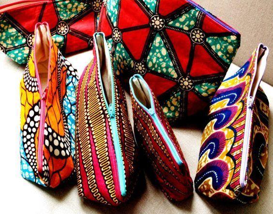 Vuelta a las telas africanas wax