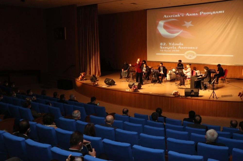 Safranbolu'da Kasım Atatürk'ü Anma Günü etkinliği