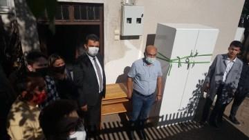 Safranbolu Mesleki Lisesi öğrencilerinden anlamlı çalışma