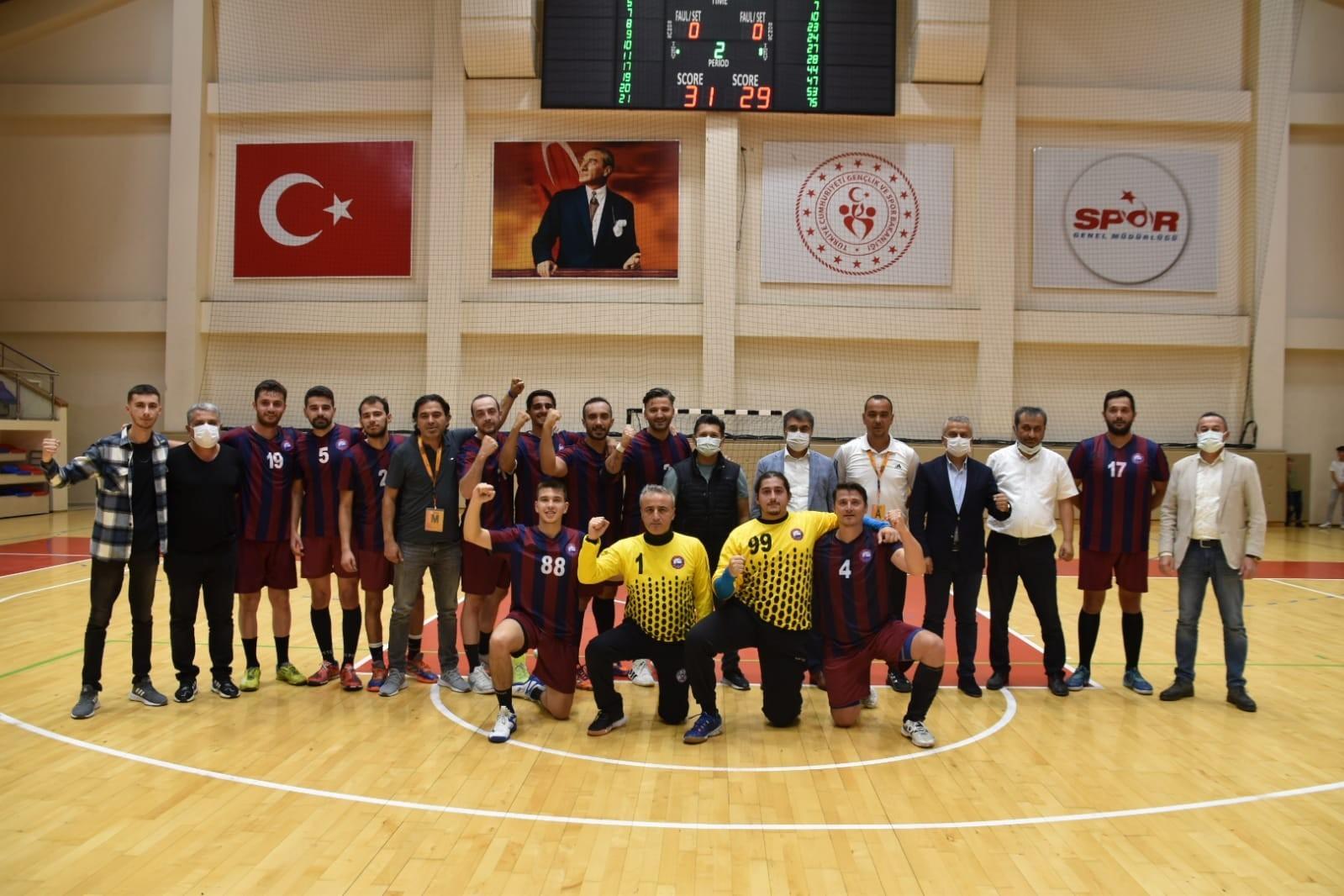 Karabük Yenişehir GSK galibiyetle başladı