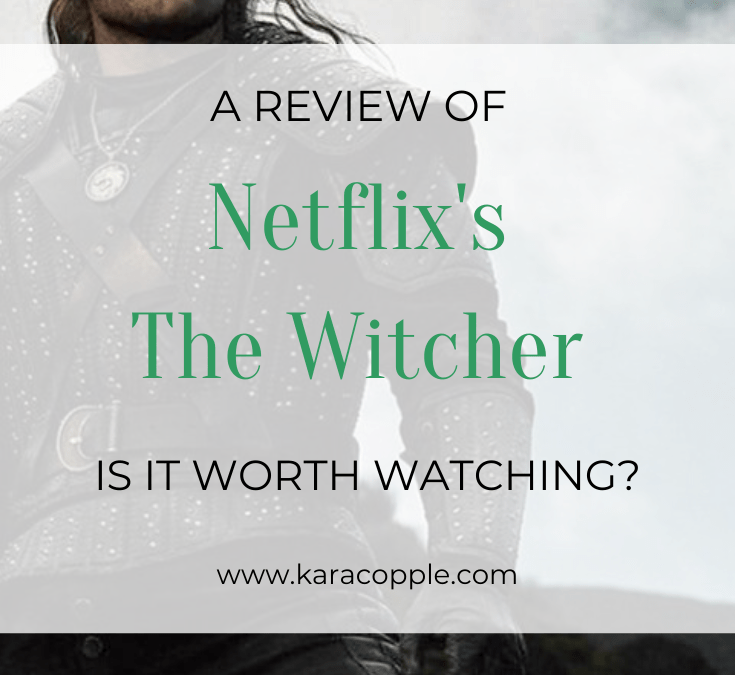REVIEW OF the witcher
