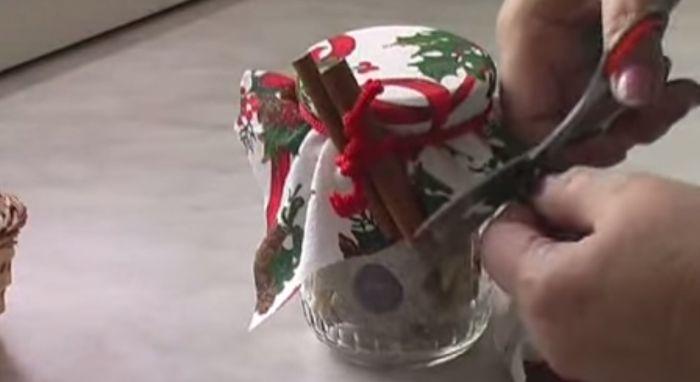 Karácsonyi csomagolás: tipp saját készítésű süteményünkhöz