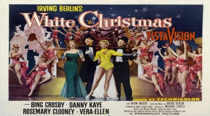 Fehér karácsony vasárnap délután – jön a népszerű filmmusical