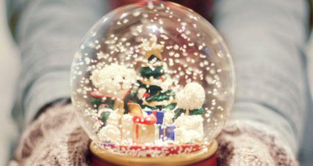 Kézzel készített ajándékok – Hógömb házilag