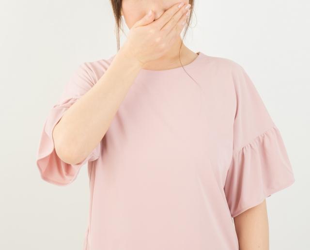 風邪をひいたら鼻水が臭い!原因と対策を紹介