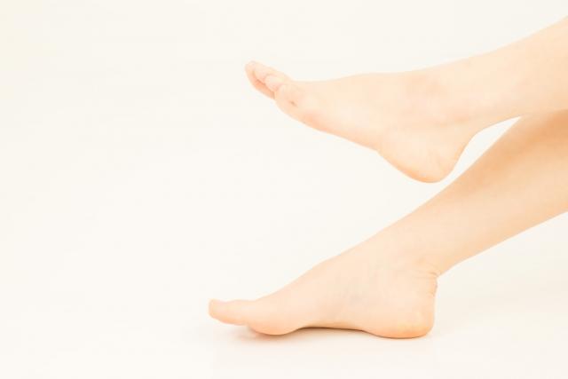 足首の関節が柔らかくなると美脚の効果!ストレッチの方法と効果
