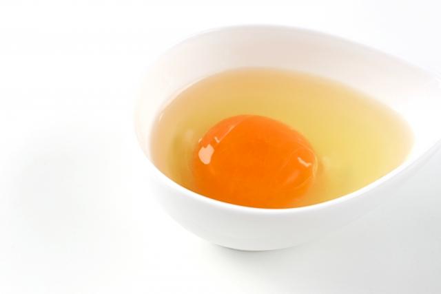 卵はダイエットに不向き?低カロリーな白身が実はおすすめな理由