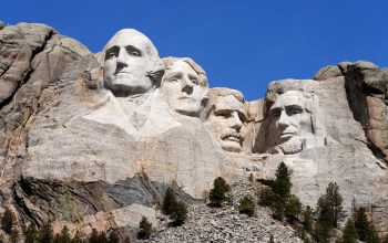 South Dakota: Mt. Rushmore