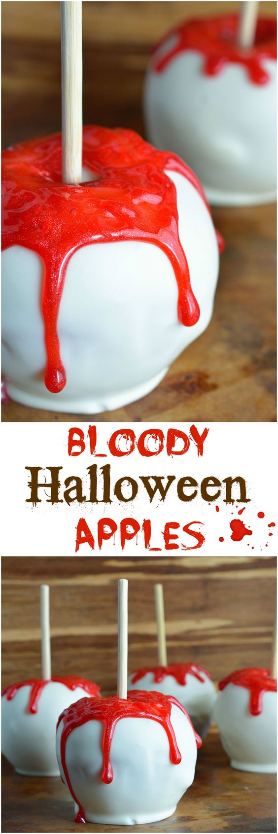 Halloween-Party-Treats-Appetizers-and-Desserts-Recipes-Bloody-White-Chocolate-Apples-Treats-Recipe-via-Wonky-Wonderful
