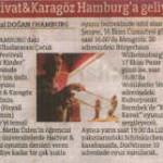 Hürriyet Avrupa 14 Ekim 2010