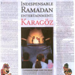 Sunday's Zaman 16 Eylül 2007