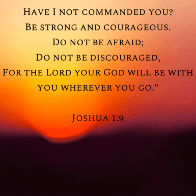 verse for waiting on God - don't be discouraged