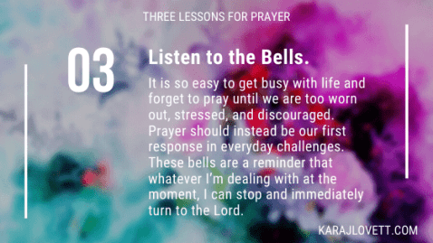 importance of prayer - 2