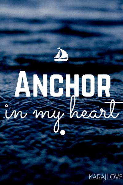 Anchor in my heart: faith during coronavirus