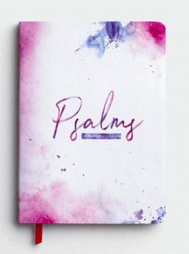 Psalm Prayer Journal from DaySpring to record prayers