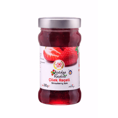 Extra Traditional Strawberry Jam 50% Fruit