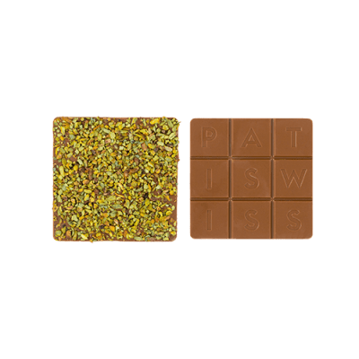 Pistachio milk chocolate