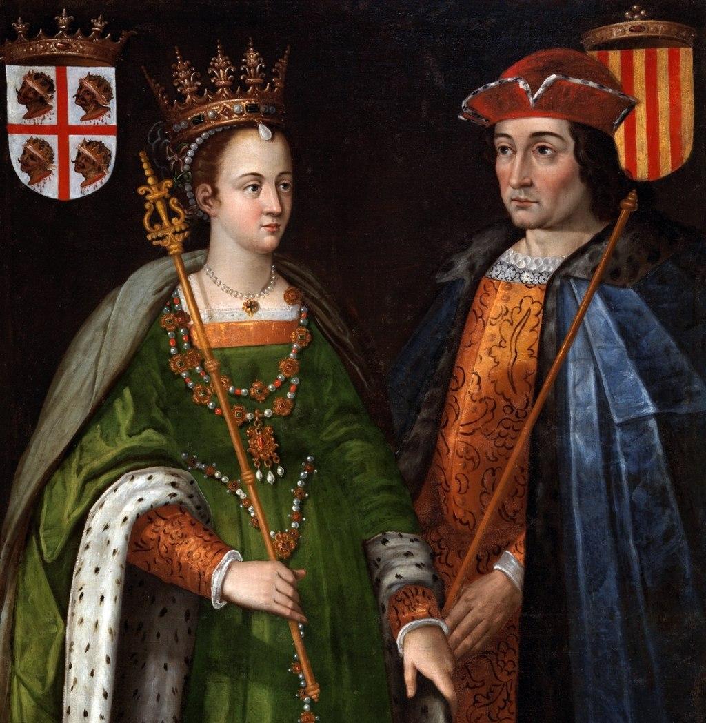 Katalonijas-Aragonas karaļpāris Peronella un Ramons Berengē IV
