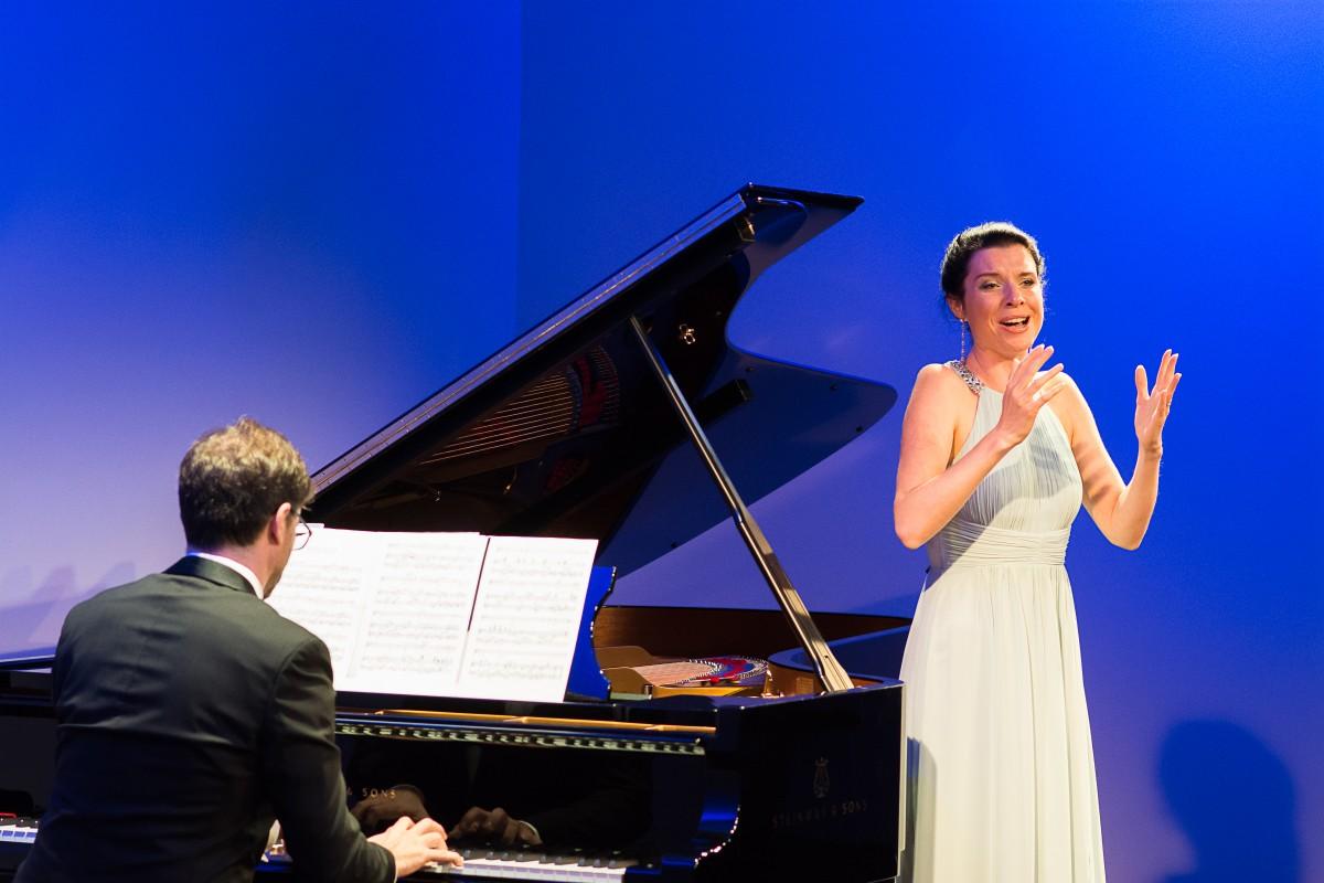 Margarita VILSONE / soprāns, Marselu AMARALS / pianists