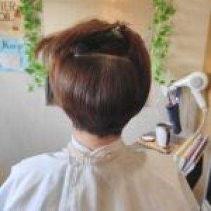 #尼崎市#武庫之荘#ケアサロン#髪質改善#縮毛矯正#艶髪#酸性矯正