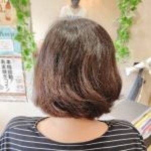 #尼崎市#武庫之荘#髪質改善#髪質改善縮毛矯正#癖毛おさえ#真っ直ぐすぎない縮毛矯正