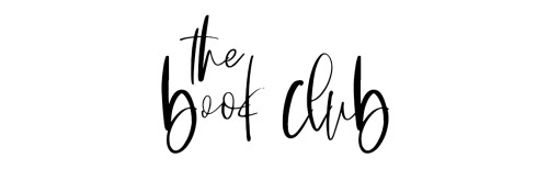 Come and join The Book Club! #BookClub #Community #Bookworm
