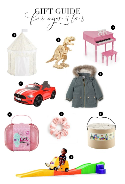 Gift Guide for the Kids with Haus of Layne. Our top ideas for all the ages! Catch the ideas now! #GiftGuide2018 #GiftGuides2018 #GiftGuideForTheKids #GiftGuideForKids #GiftIdeasForKids #GiftIdeasForKids