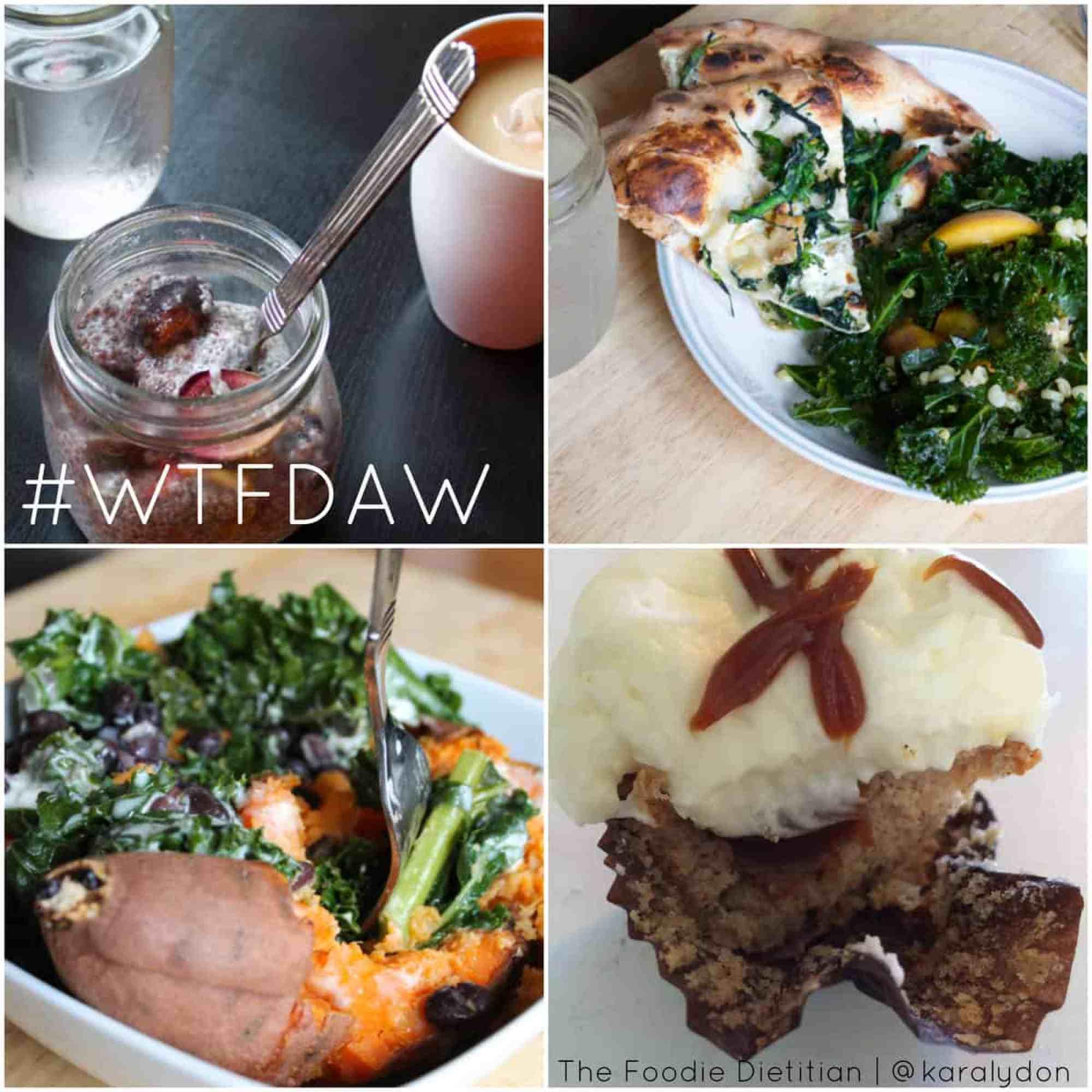 What The Foodie Dietitian Ate Wednesday #WTFDAW   The Foodie Dietitian @karalydon