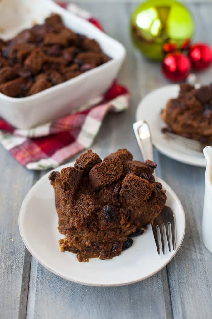 Holiday Bread Pudding