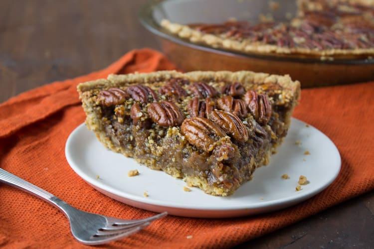 Healthier Hemp Pecan Pie -3-2