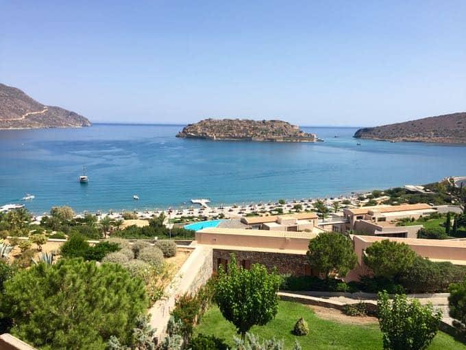 blue palace resort, elounda, crete
