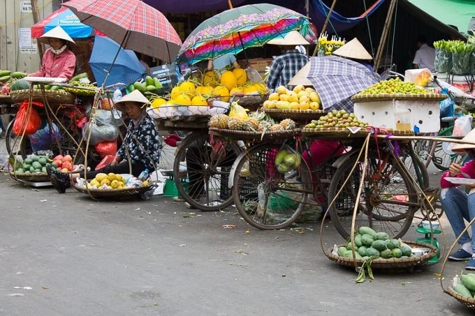 Four Days in Hanoi, Vietnam-25