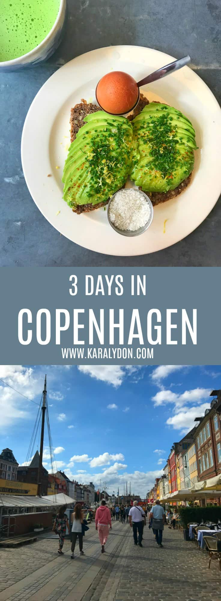 Recapping my 3 days in Copenhagen and sharing where to eat if you're a foodie like me and what to see!
