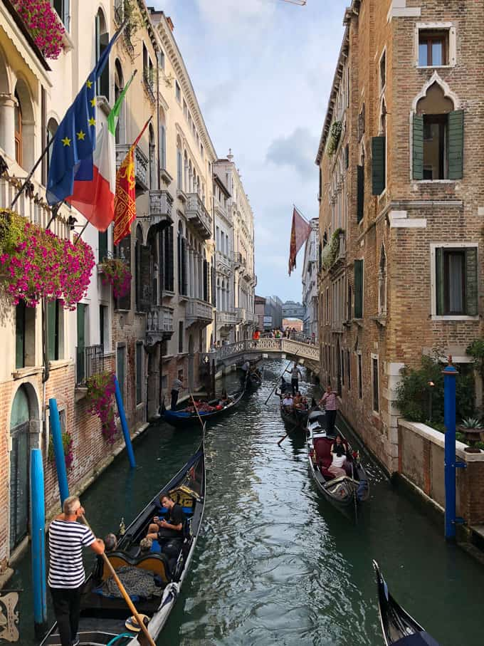 Recapping our 3 days in Venice, Italy. Where to stay, eat and visit! #travel #italy #venice