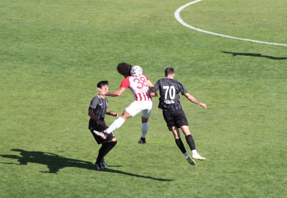 3. Lig: Karaman Belediyespor: 5 – Ceyhanspor: 1