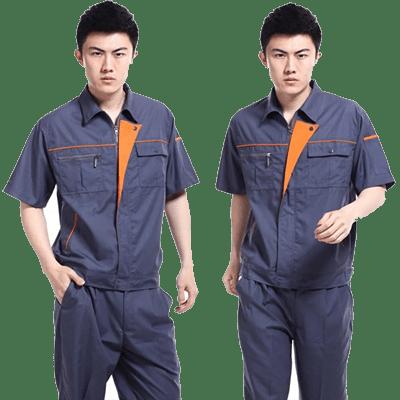seragam kerja mekanik kk-05